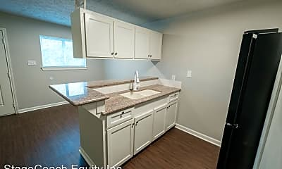 Kitchen, 6519 Sloan St, 2