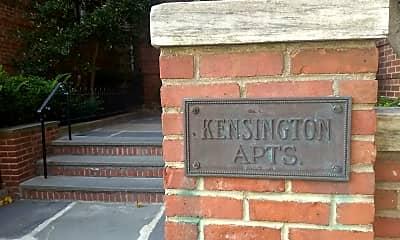 Kensington Apts., 1