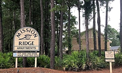 Mission Ridge Apartments, 1