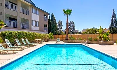 Pool, Domingo Pines, 0