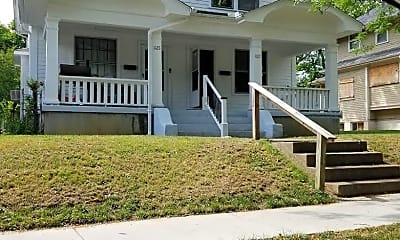 Building, 1127 Grafton Ave, 0