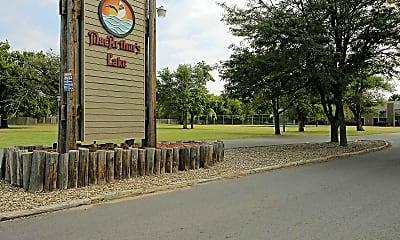 Community Signage, MacArthur's Lake, 0
