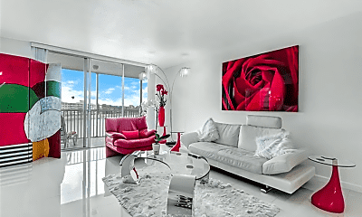 Living Room, 2900 N Course Dr, 0
