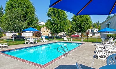 Pool, McNary Heights, 0
