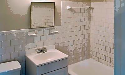 Bathroom, Eastdale Apartments, 2