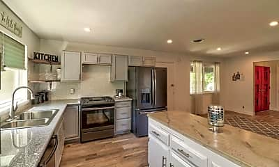 Kitchen, 1430 Peach Tree Ln, 1