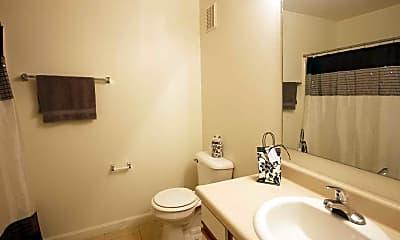 Bathroom, Canterbury House - Jackson, 2