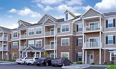 Building, Muir Lake Apartments, 2