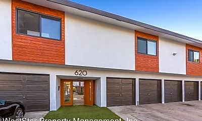 Building, 620 Coronado Ave, 1