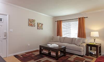 Living Room, Pointe Pacific, 2