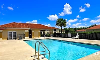 Pool, 4175 Castilla Circle, 1