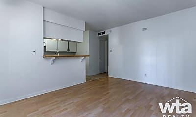 Living Room, 1801 Rio Grande St, 1