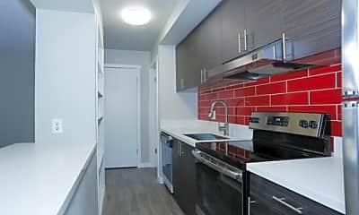 Kitchen, The Point on Flamingo, 0