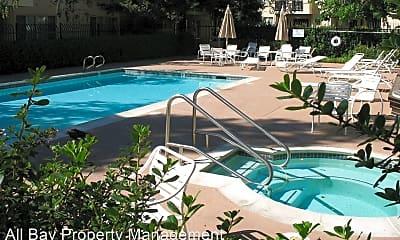 Pool, 4749 Nicol Common, 2