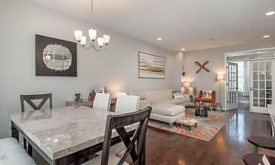 Dining Room, 833 Lexington Circle East, 1
