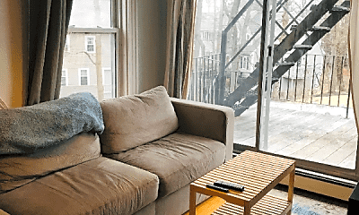 Living Room, 14 Abbott St, 0