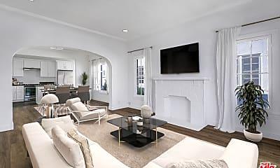 Living Room, 451 N Orange Grove Ave 1/2, 0