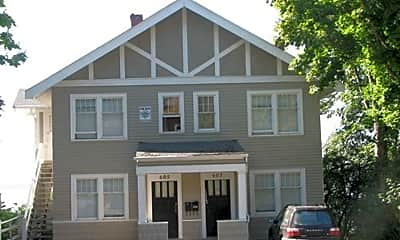 Building, 605 N Garden St, 0