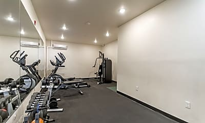 Fitness Weight Room, 245 S 45th St, 1