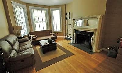 Living Room, 74 St Stephen St, 2