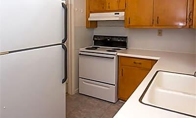 Kitchen, 927 Scott Blvd Unit #1, 2