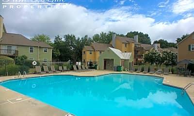 Pool, 3302 Selwyn Farms Ln Unit 11, 1