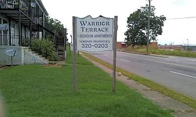 Warrior Terrace, 1