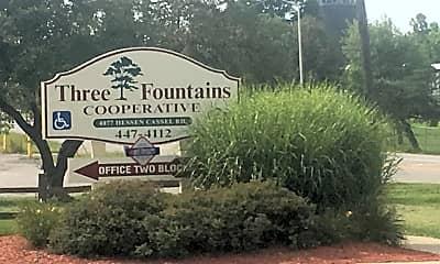 Three Fountains Fort Wayne Cooperative, 1