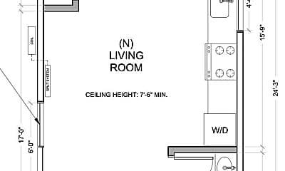 Bedroom, 21155 Garden Ave, 2