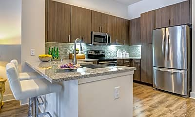 Kitchen, The Monroe, 0