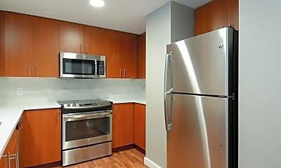 Kitchen, Fenway Triangle Trilogy, 1