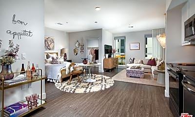 Living Room, 1101 N Main St 743, 0