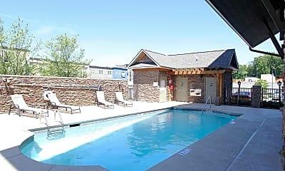Pool, The Lofts at Reynolds Village, 2