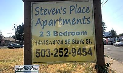 Steven's Place Apts, 1