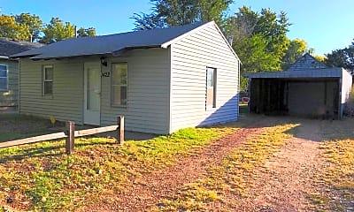 Building, 1422 Forrest St, 1