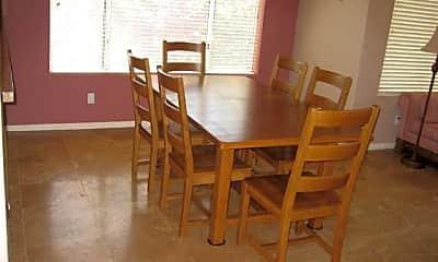 Dining Room, 7700 E Princess Dr 23, 1
