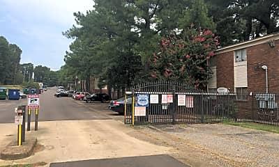 Pendleton West Apartments, 2