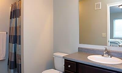 Bathroom, The Meadows On Graystone, 1