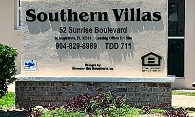 Southern Villas, 1