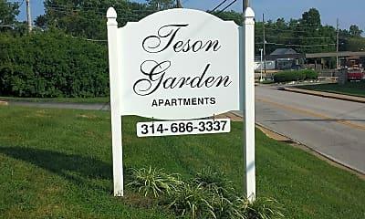 Teson Gardens, 1