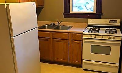 Kitchen, 1521 Spring St, 1
