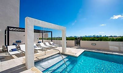 Pool, 1500 SW 37th Ave, 0