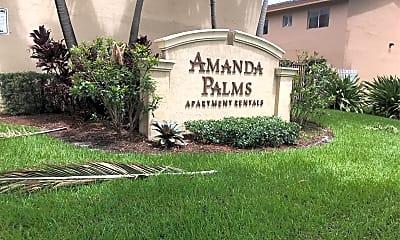 Amanda Palms, 1