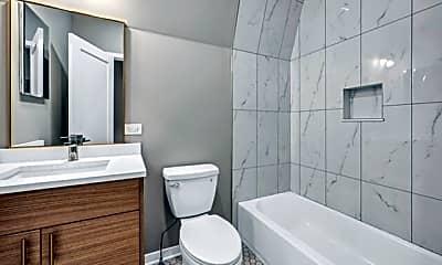 Bathroom, 1348 W Bryn Mawr Ave, 0