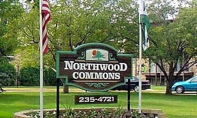 Community Signage, Northwood Commons, 0