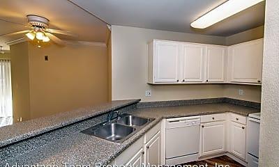 Kitchen, 7405 Charmant Dr, 1