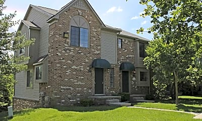 Building, Wexford Townhomes Of Novi, 0