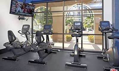 Fitness Weight Room, 1420 Peerless Pl 215, 2