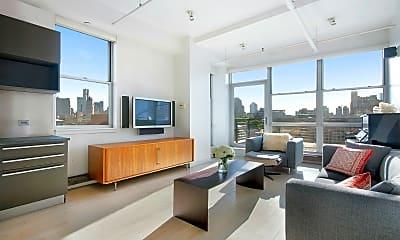 Living Room, 195 Bowery 7-W, 1