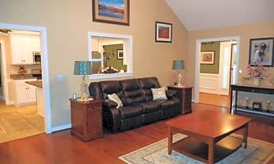 Living Room, 312 Hunters Creek Dr, 1